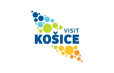 Visit Košice logo